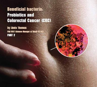 Beneficial bacteria 3 beneficial bacteria and colorectal cancer