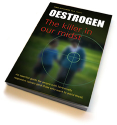 Oestrogen - The KILLER in Our Midst cover