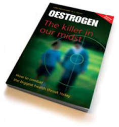 Oestrogen - The Kill in Our Midst V2 cover