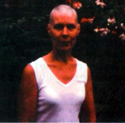 Hazel during Chemotherapy
