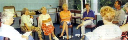 Loughborough Cancer Self Help Group