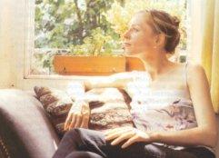Orla Mclaughlin at home