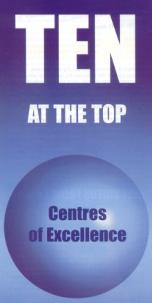 Ten at the Top ~ Centres of Excellence