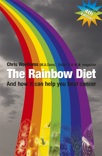 The Rainbow Diet and how it can help you beat cancer