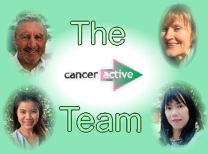 CANCERactive Team