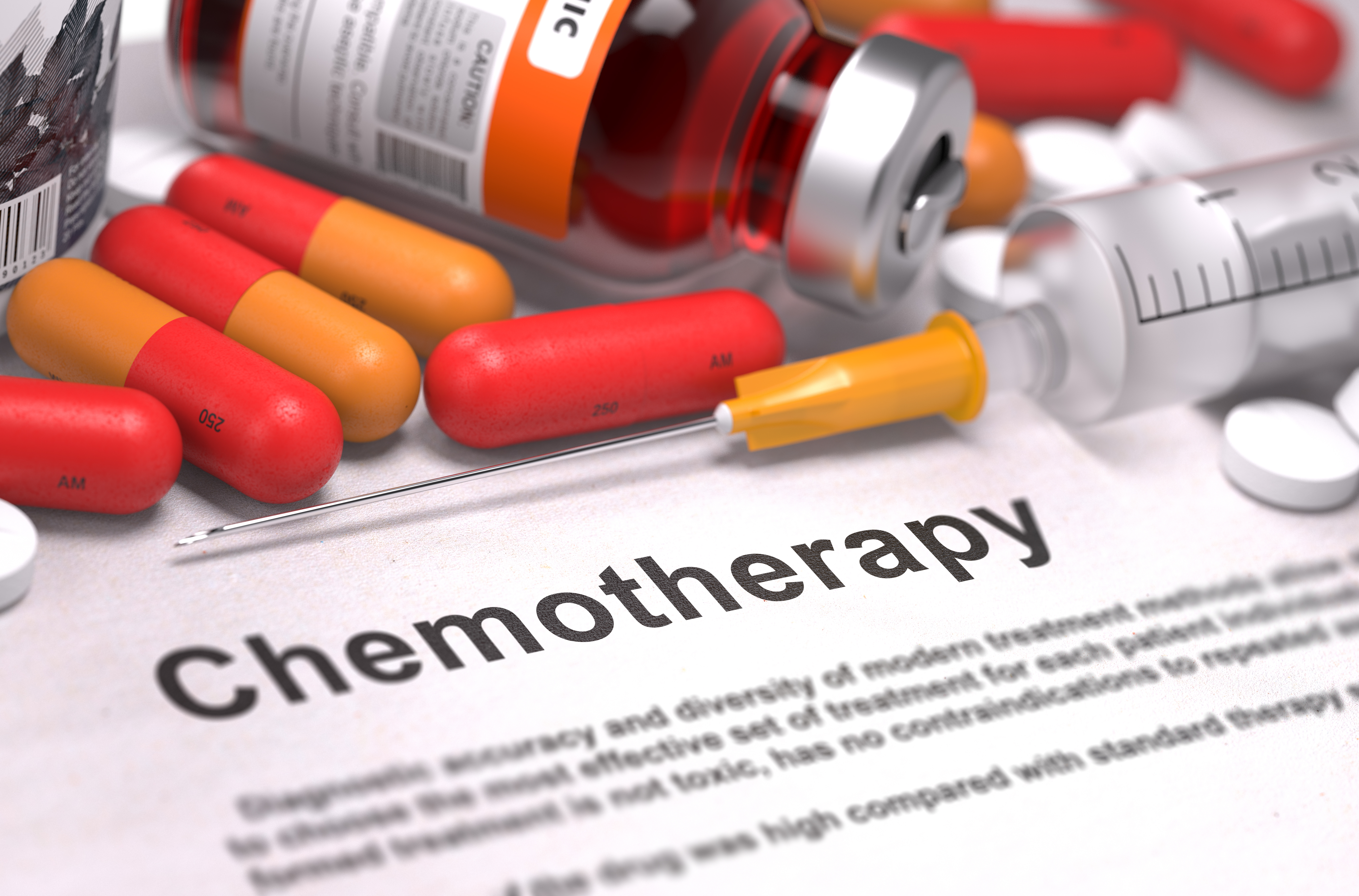 Chemotherapy and cancer drugs