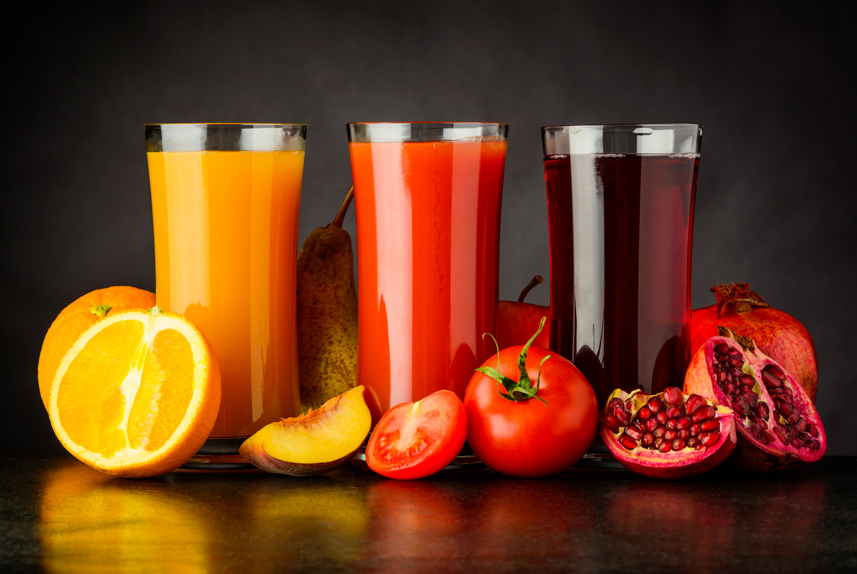 Sugar in fruit juice as bad for you as in soft drinks