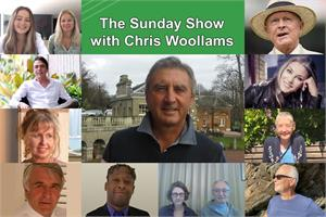 The Sunday Show with Chris Woollams