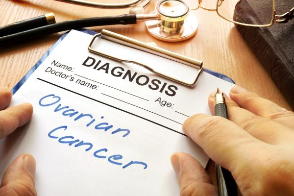 Pathogens found in upper reproductive tract in ovarian cancer