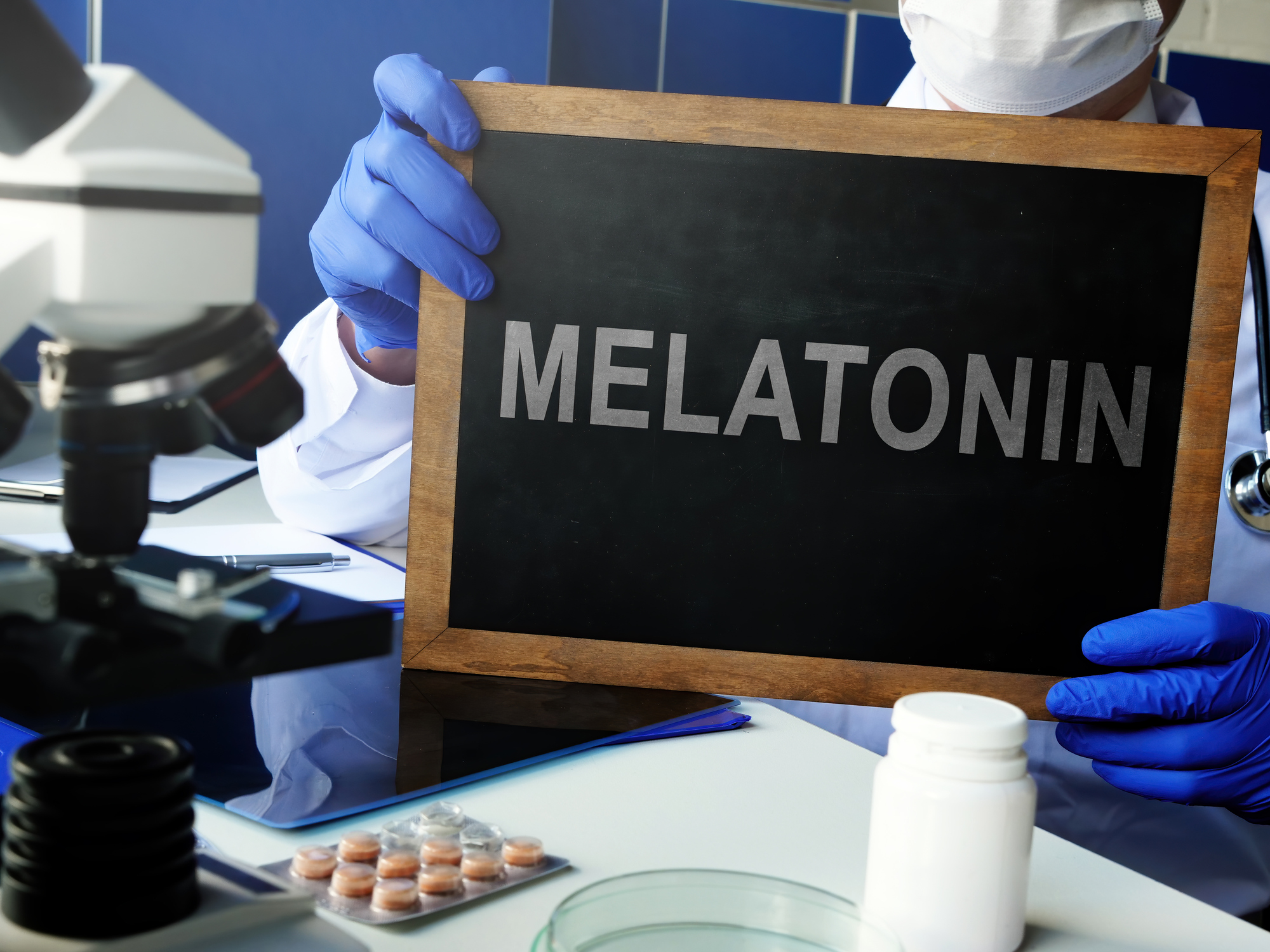 Melatonin - antioxidant and anti-cancer hormone