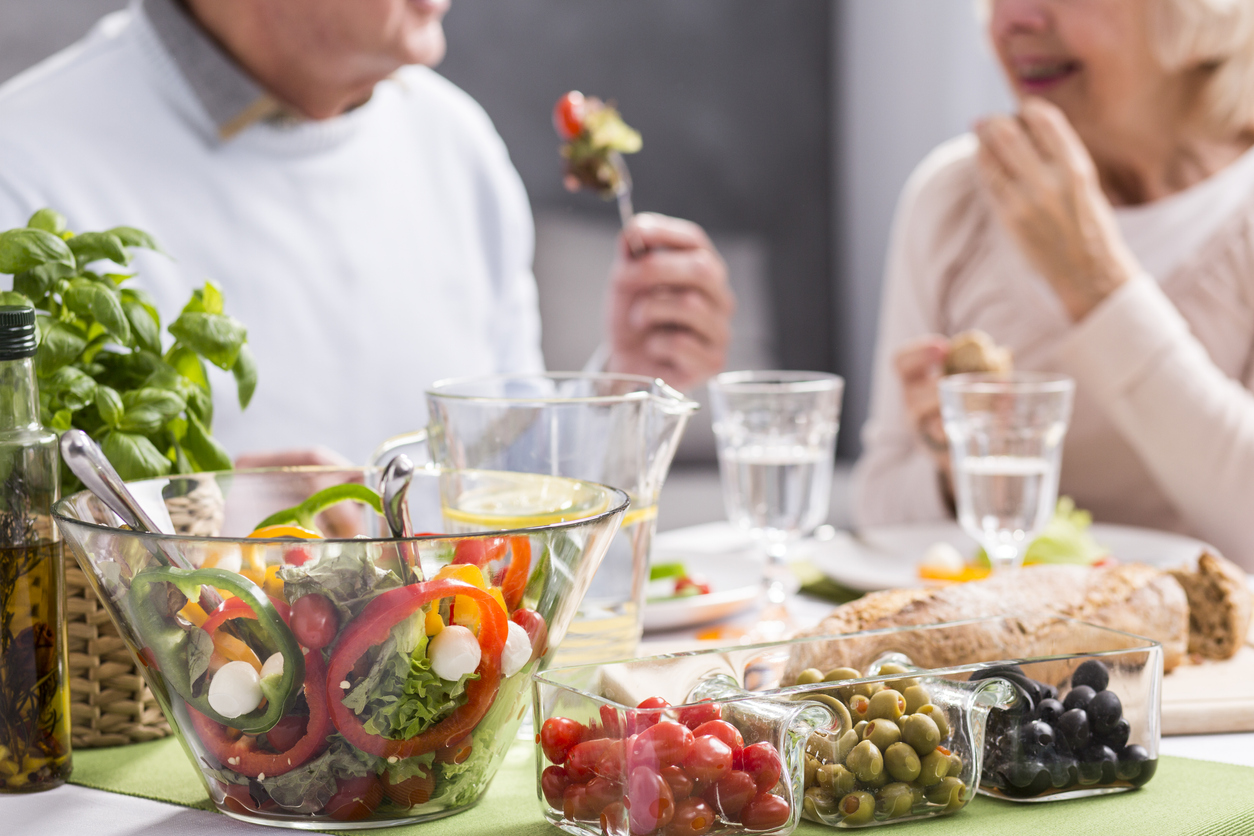 Cancer survivors' diets tend to be healthier