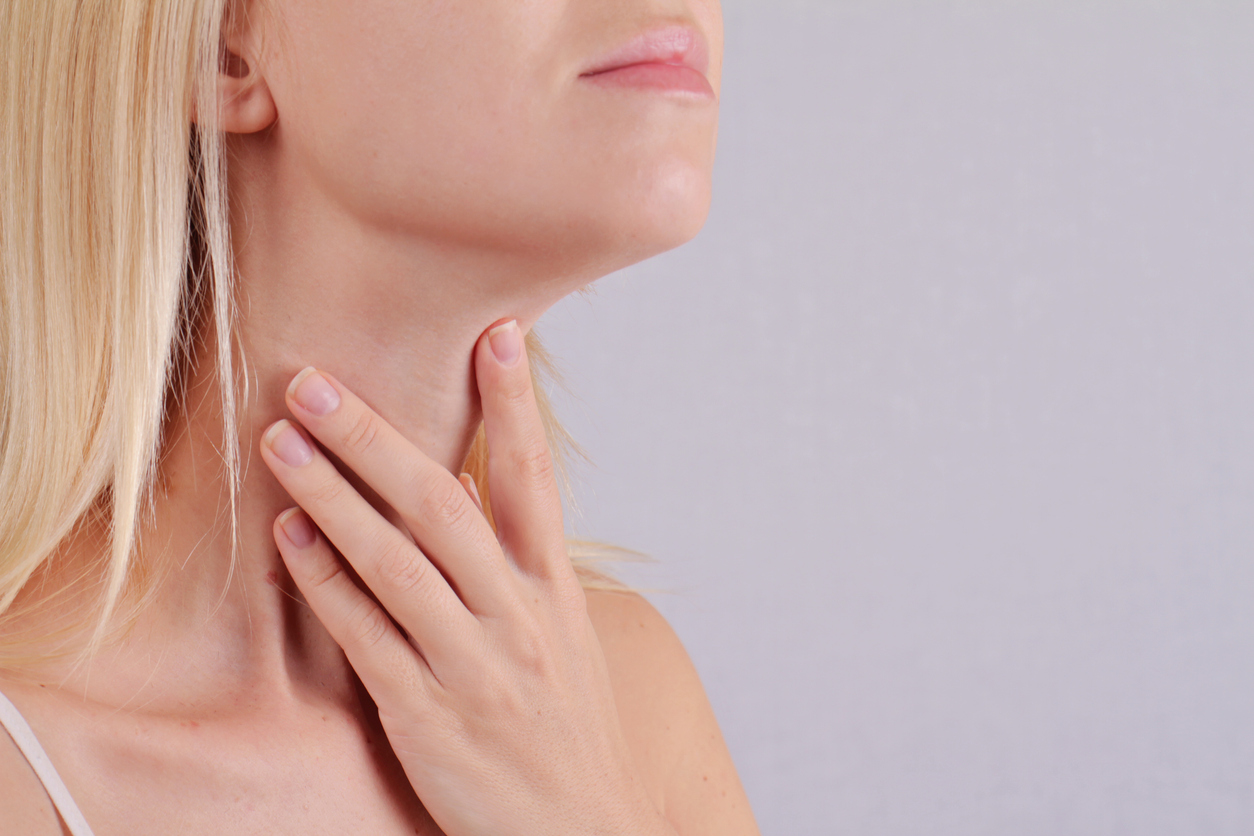 Thyroid disorders linked to microbiome issues