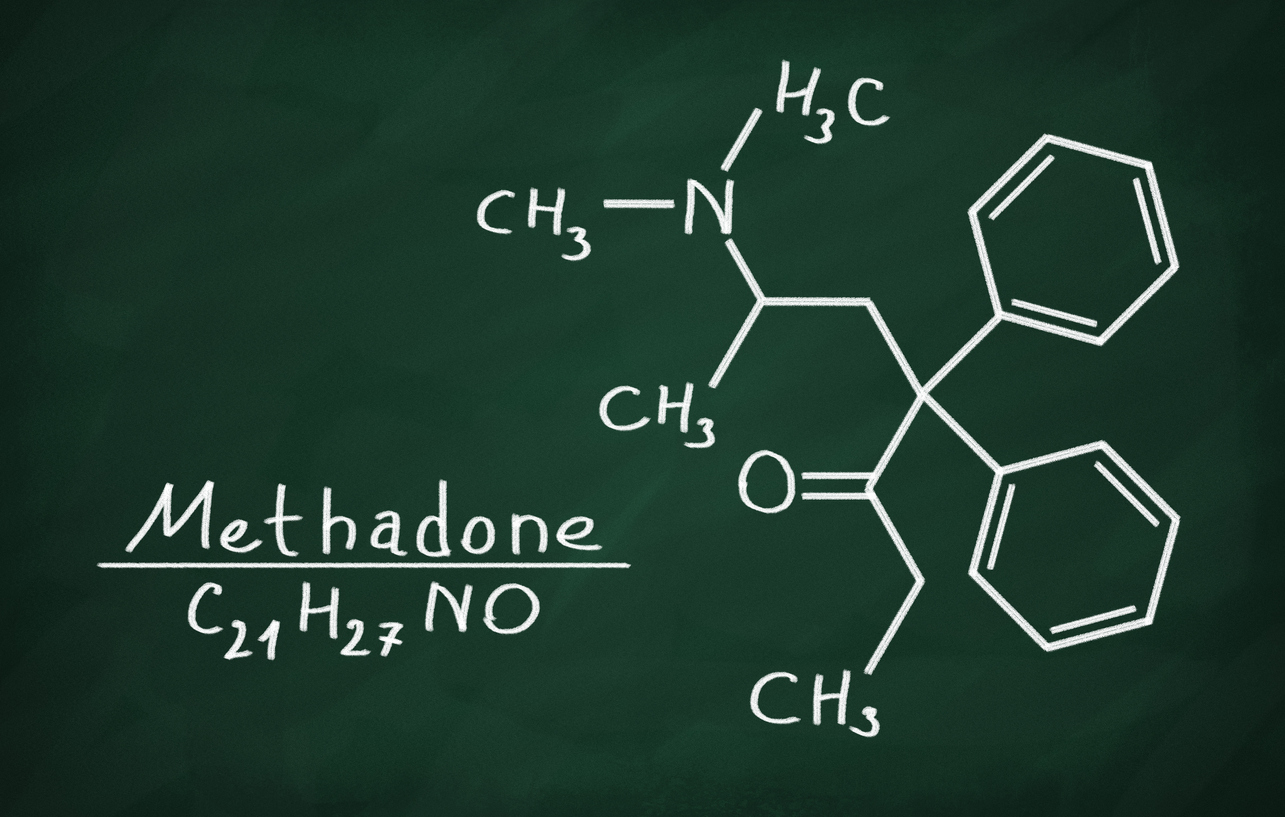 Methadone as a potential anti-cancer treatment