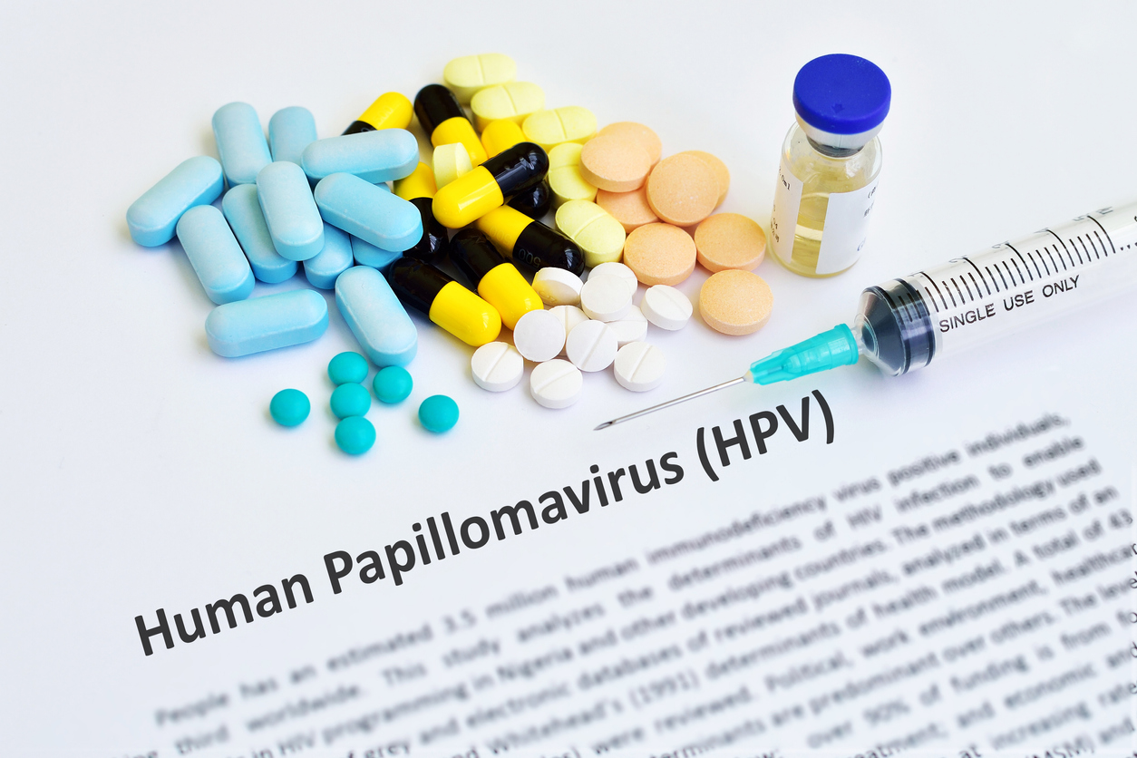 Human papillomavirus (HPV) found in high levels in many cancers