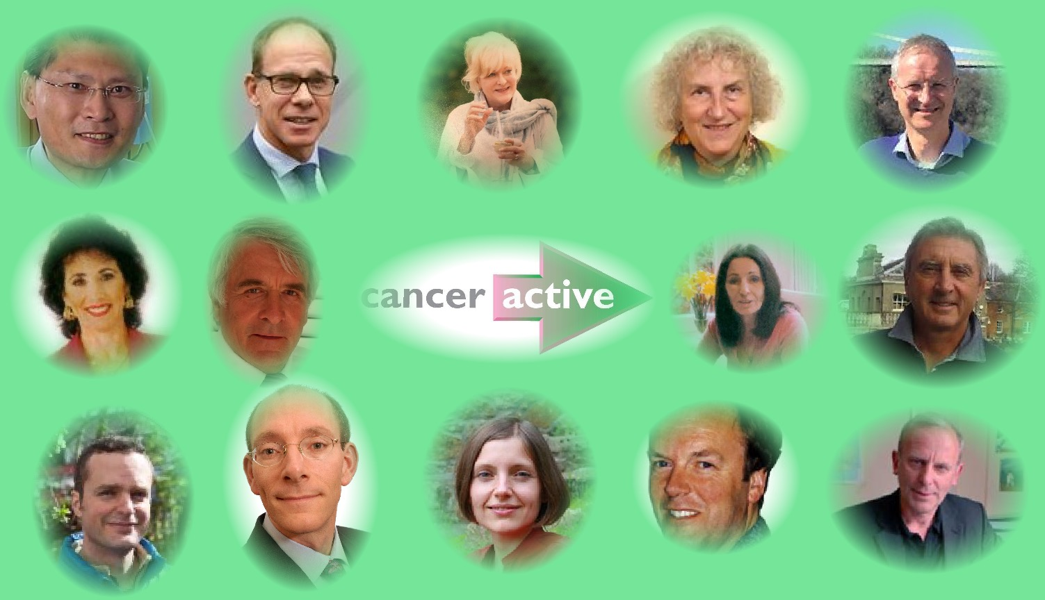 CANCERactive Medical Board; and other Expert Contributors