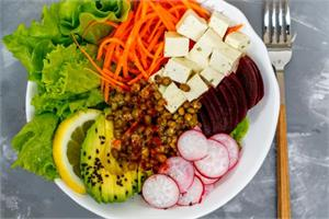 Rainbow Diet cuts depression by 30 per cent; and type-2 diabetes