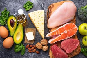 Ketogenic Diet - foods to eat; foods to avoid