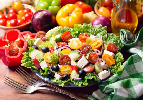 Mediterranean Diet enhances your good gut bacteria