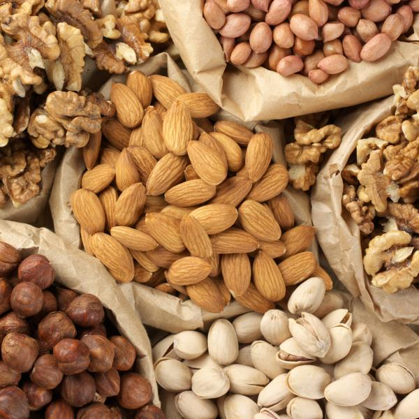 Colorectal cancer patients need to go nuts
