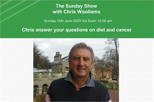 The Sunday Show 3: What's the best diet for my cancer?