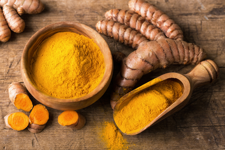 Curcumin blocks specific enzyme in cancers like multiple myeloma and TNBC