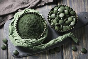 Chlorella - a whole food supplement