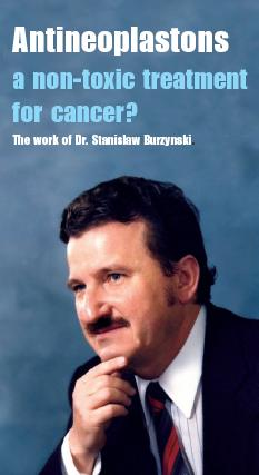 Dr Burzynski and antineoplastons, the missing proteins in cancer patients